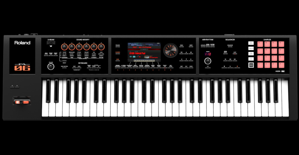 The Ultimate SynthDB | Roland FA-06